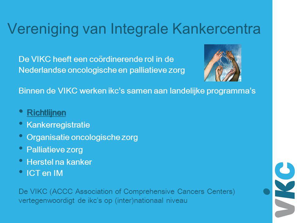 Vereniging van Integrale Kankercentra