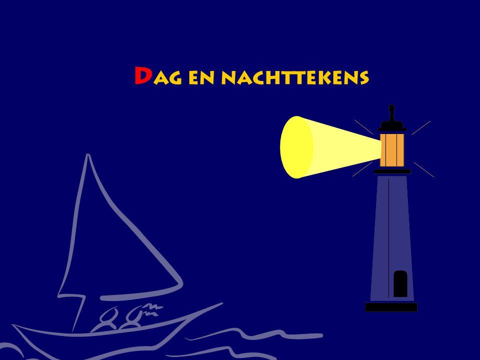 Dag en nachttekens CWO Kielboot III