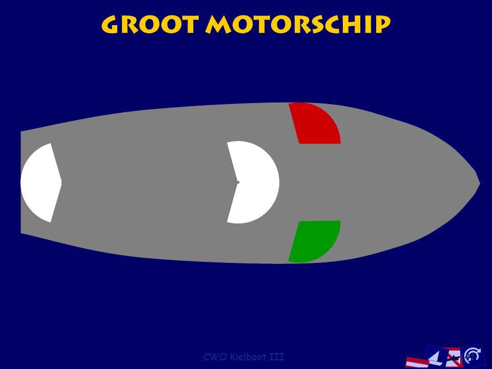 Groot Motorschip CWO Kielboot III