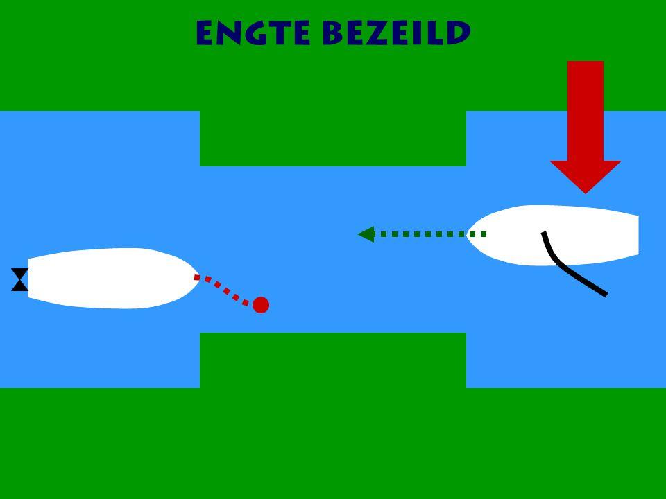 Engte Bezeild CWO Kielboot III