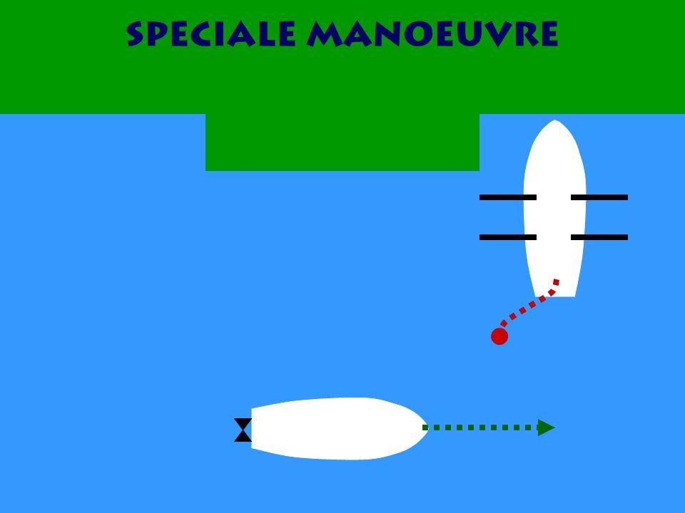 Speciale manoeuvre CWO Kielboot III