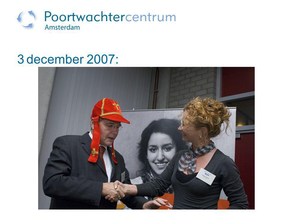 3 december 2007: