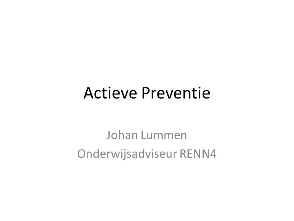 Johan Lummen Onderwijsadviseur RENN4