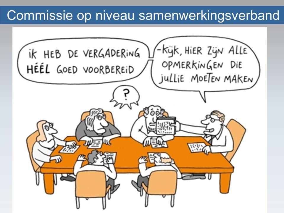Commissie op niveau samenwerkingsverband