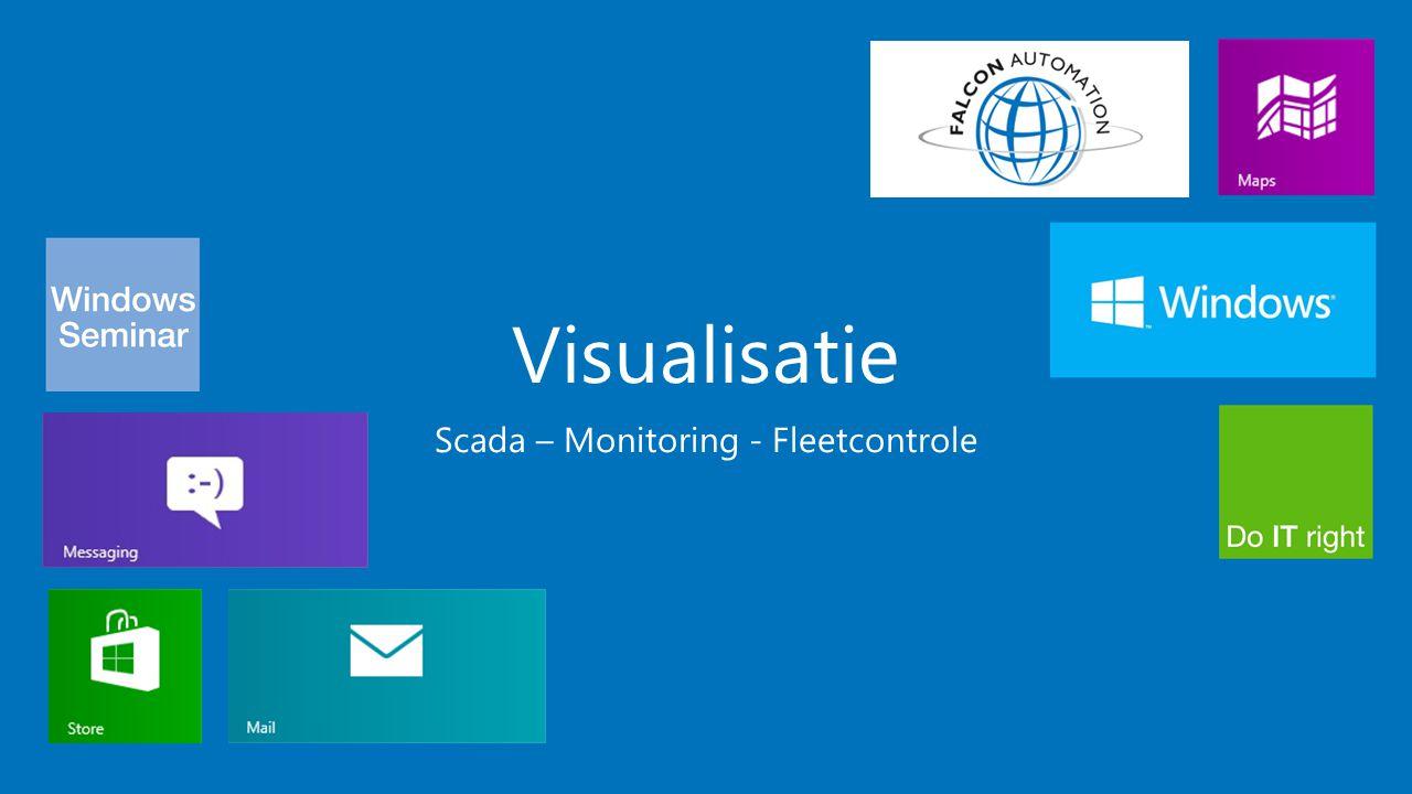Scada – Monitoring - Fleetcontrole