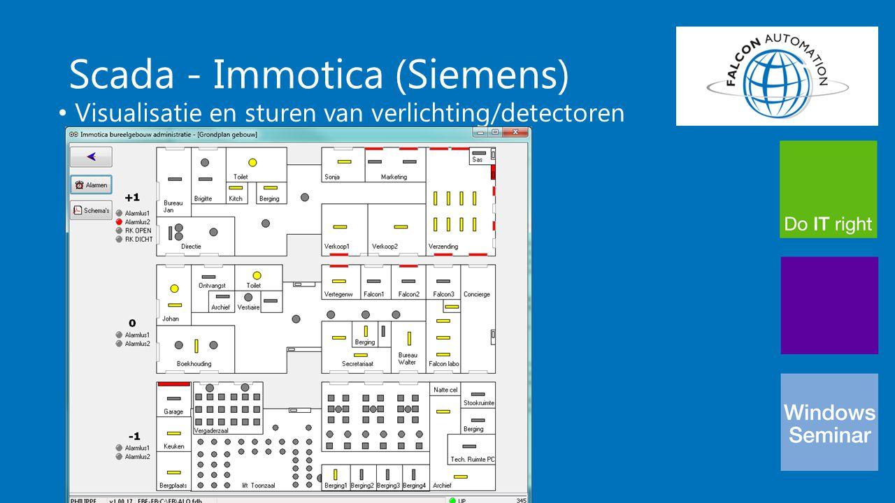 Scada - Immotica (Siemens)