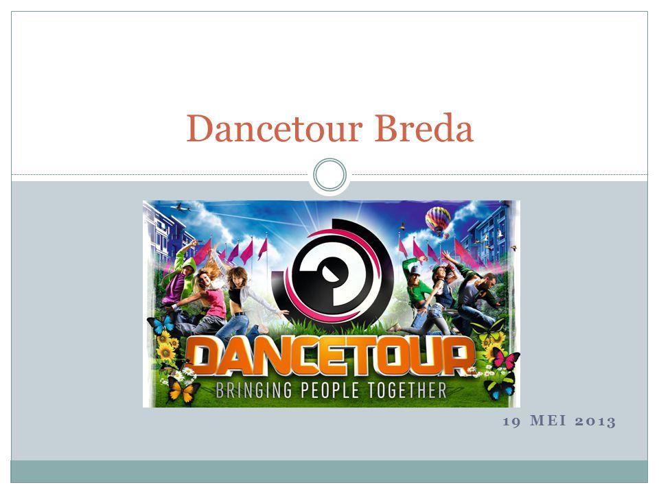 Dancetour Breda 19 mei 2013