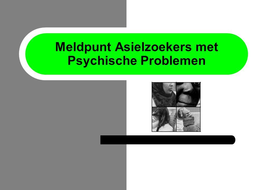 Meldpunt Asielzoekers met Psychische Problemen