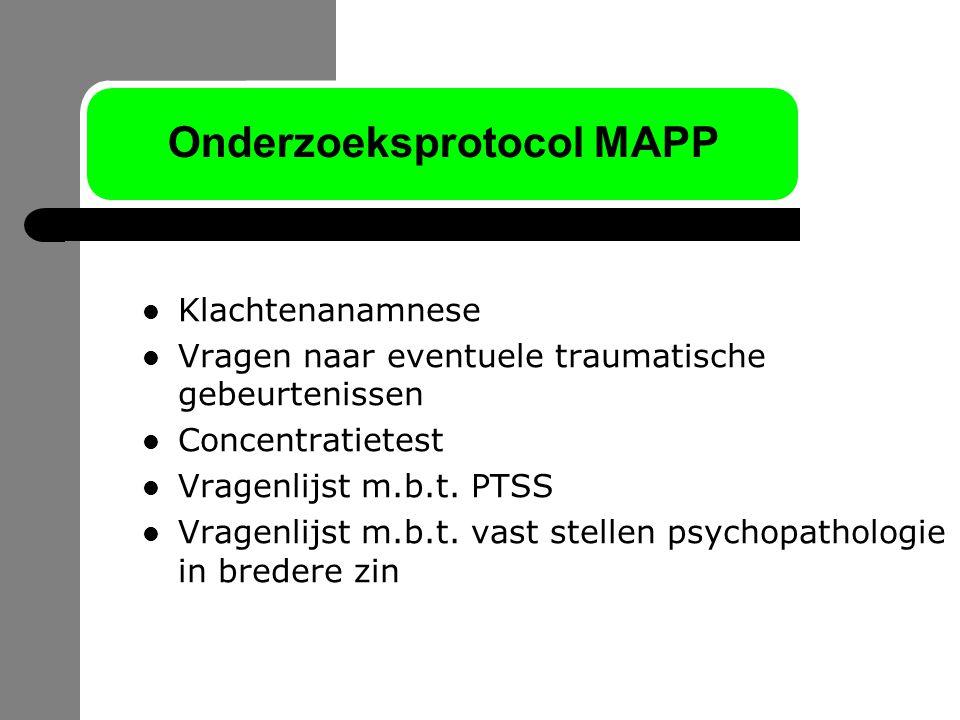 Onderzoeksprotocol MAPP