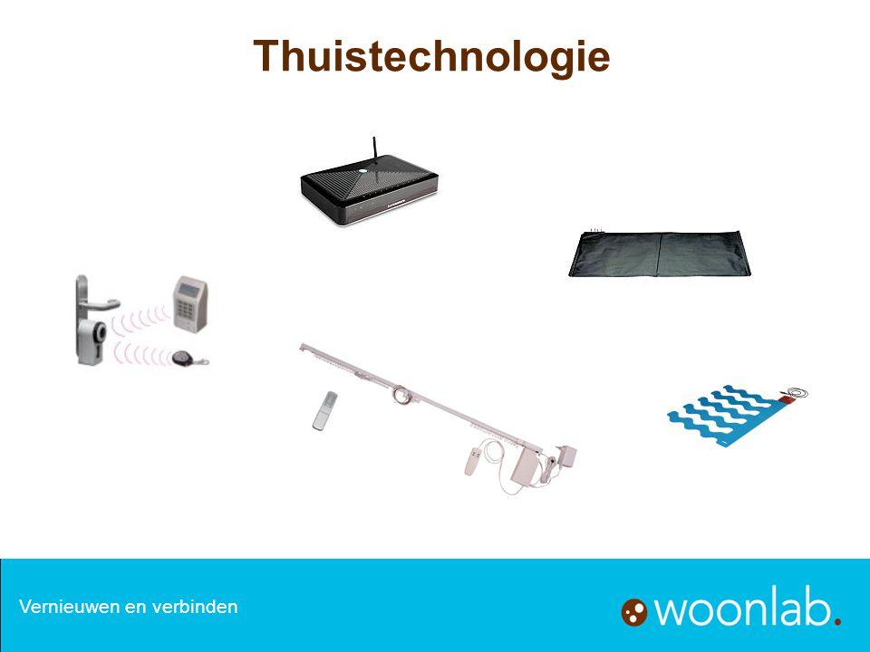 Thuistechnologie Vernieuwen en verbinden