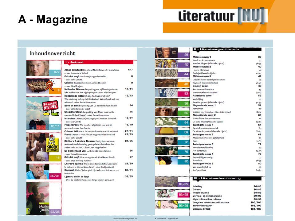 A - Magazine 5