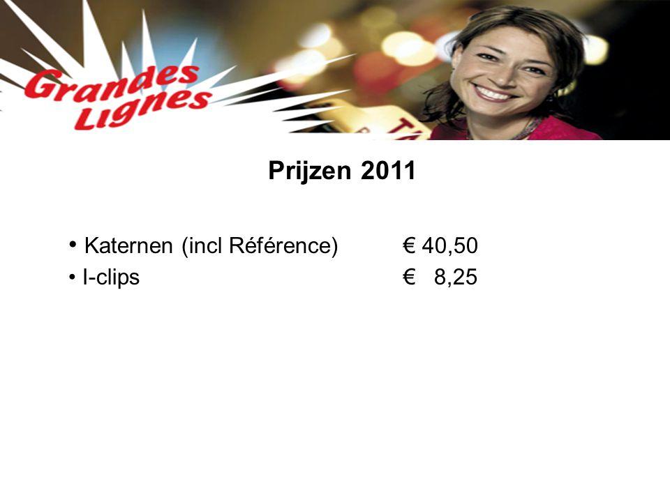 Katernen (incl Référence) € 40,50