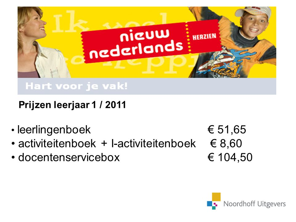 De 4e editie Nieuw Nederlands in vogelvlucht