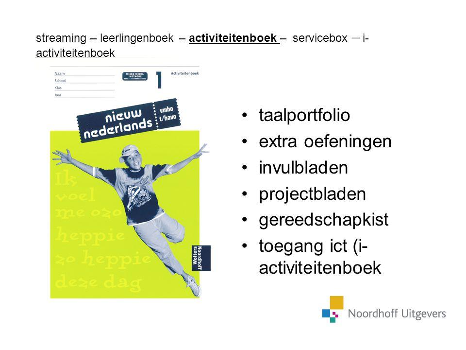 toegang ict (i-activiteitenboek