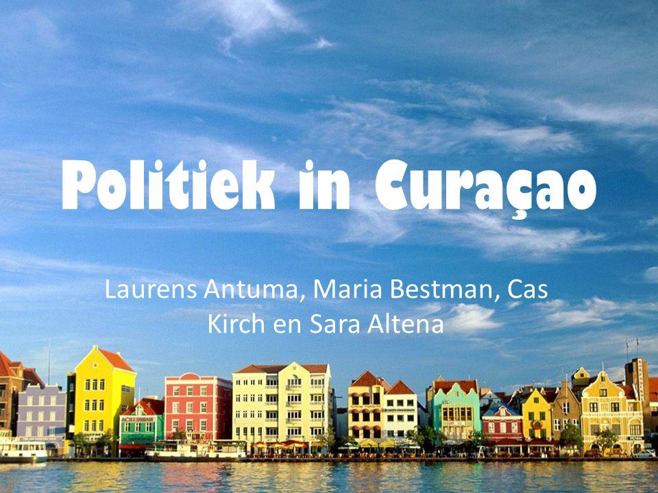 Laurens Antuma, Maria Bestman, Cas Kirch en Sara Altena
