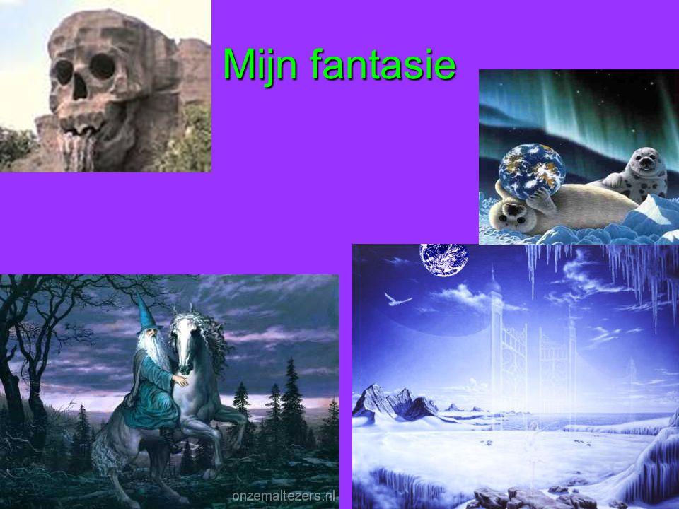 Mijn fantasie