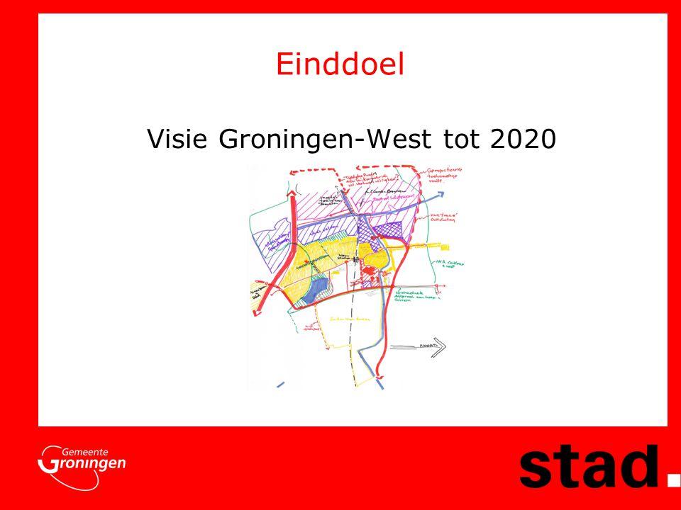 Visie Groningen-West tot 2020