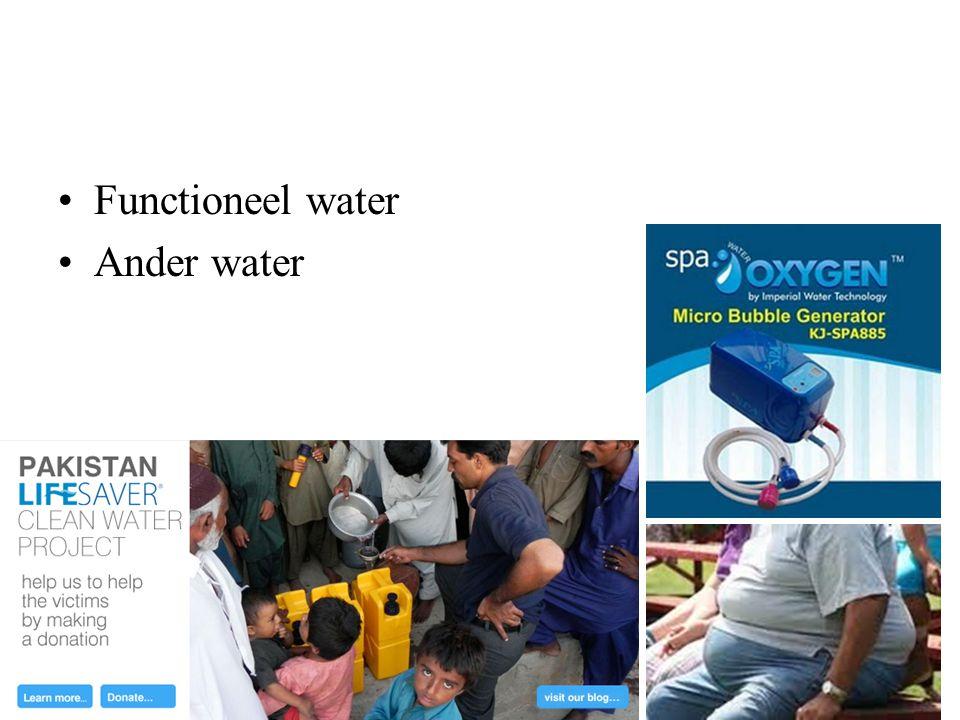 Functioneel water Ander water