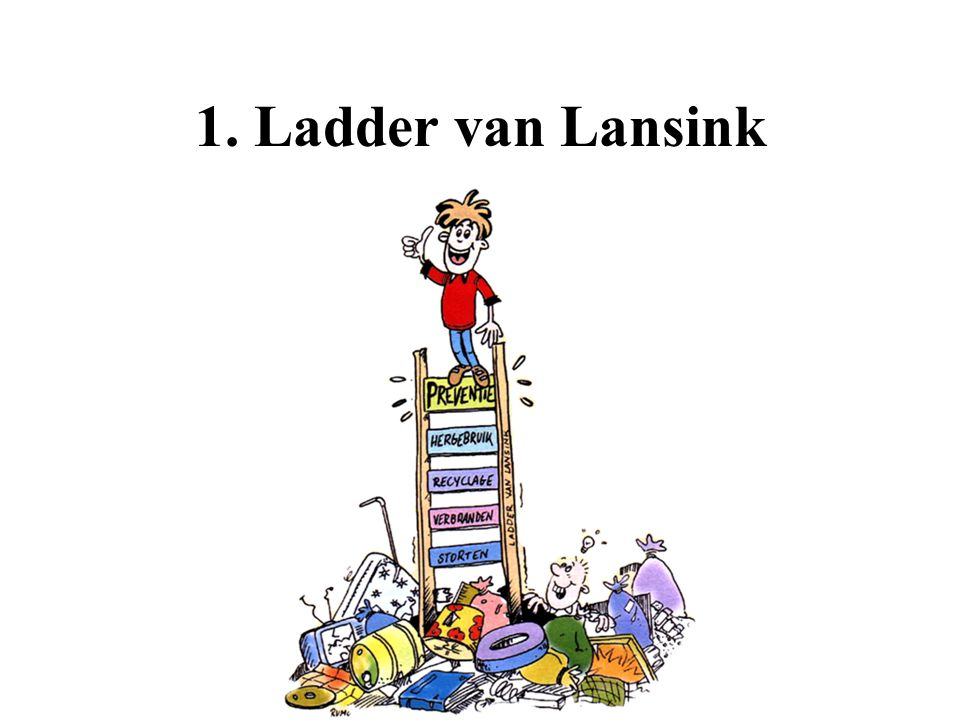 1. Ladder van Lansink