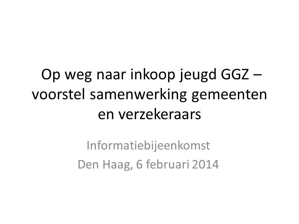 Informatiebijeenkomst Den Haag, 6 februari 2014