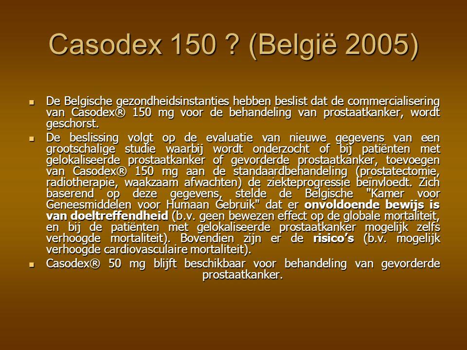 Casodex 150 (België 2005)