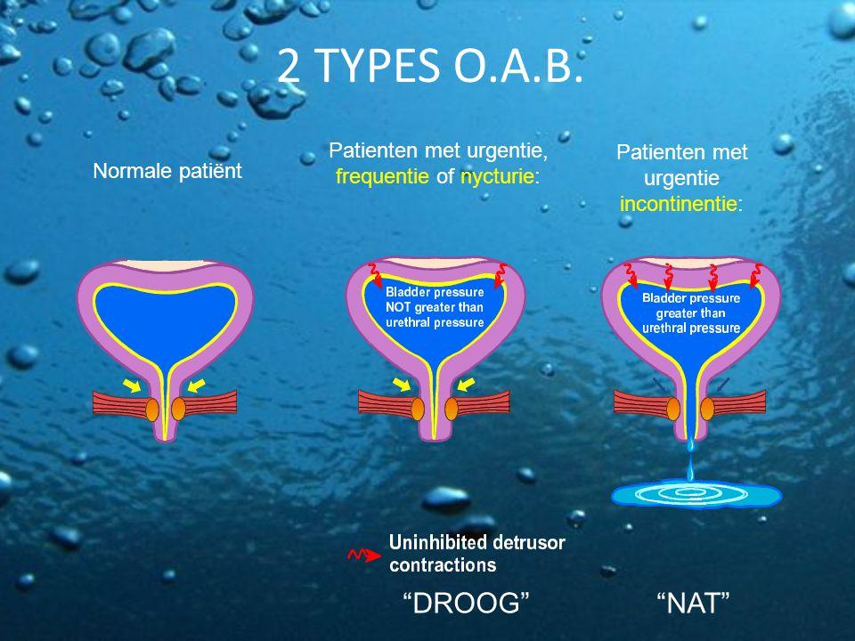 2 TYPES O.A.B. DROOG NAT