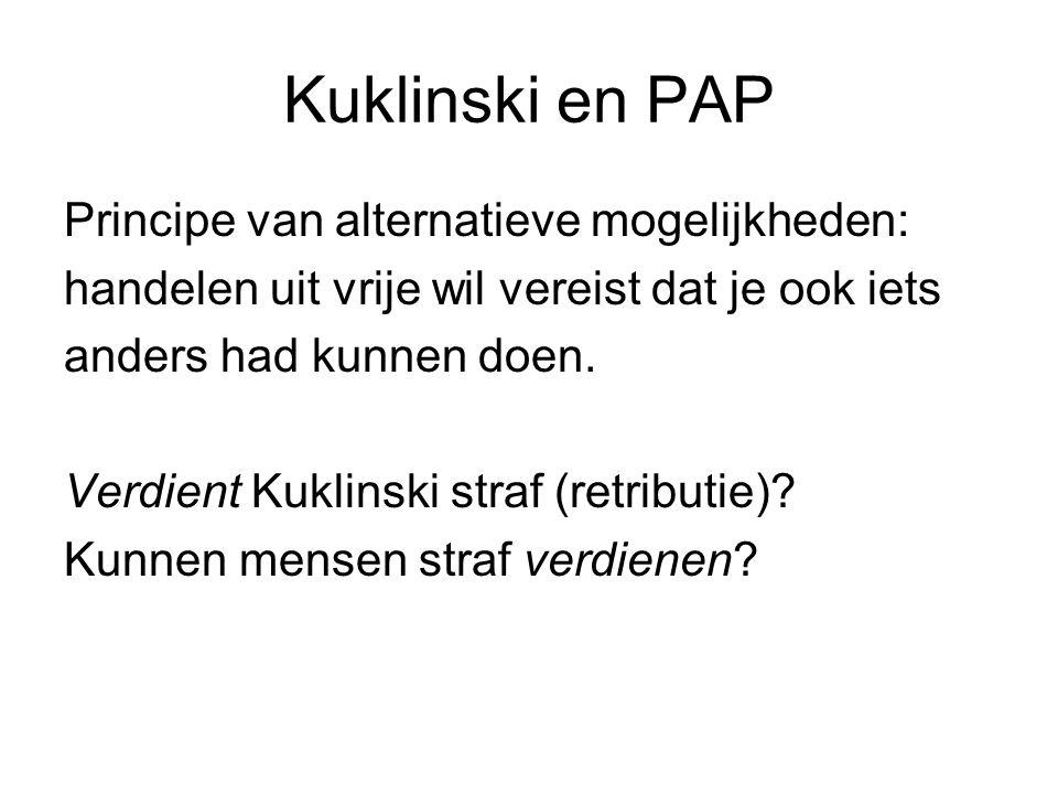 Kuklinski en PAP
