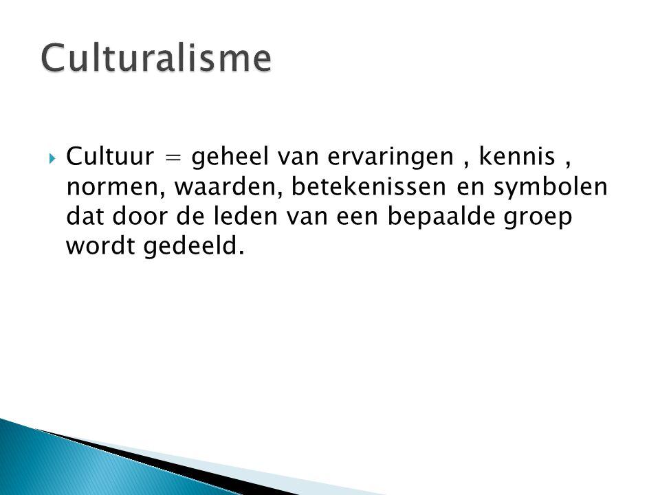 Culturalisme