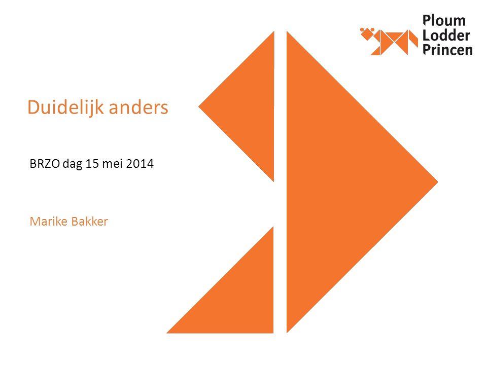 BRZO dag 15 mei 2014 Marike Bakker