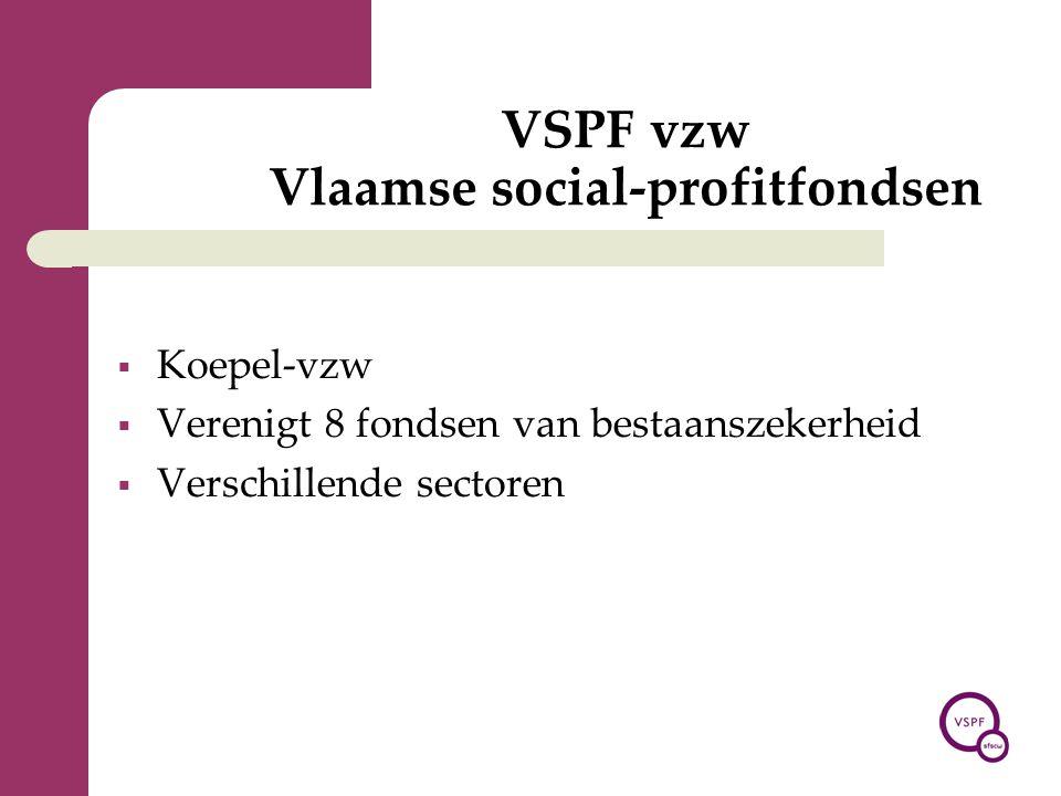 VSPF vzw Vlaamse social-profitfondsen