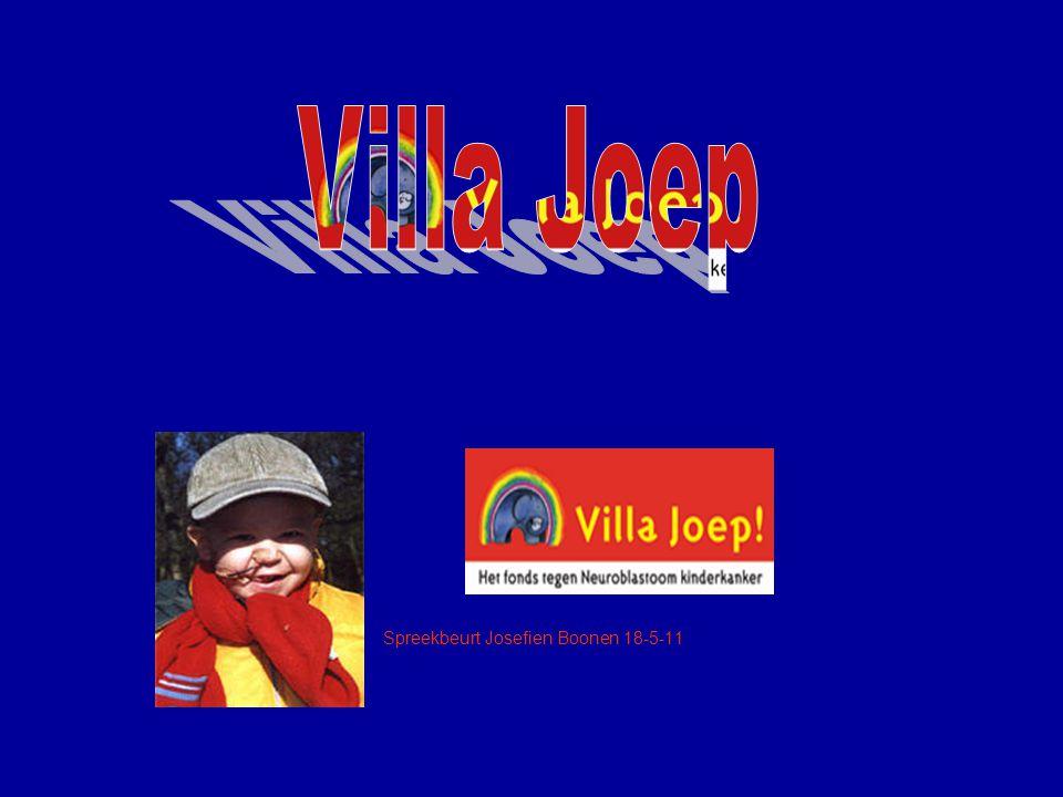 Spreekbeurt Josefien Boonen 18-5-11