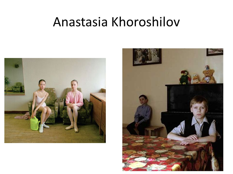 Anastasia Khoroshilov