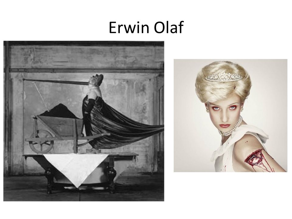 Erwin Olaf Working Class Heroine 1988 Prinses Diana