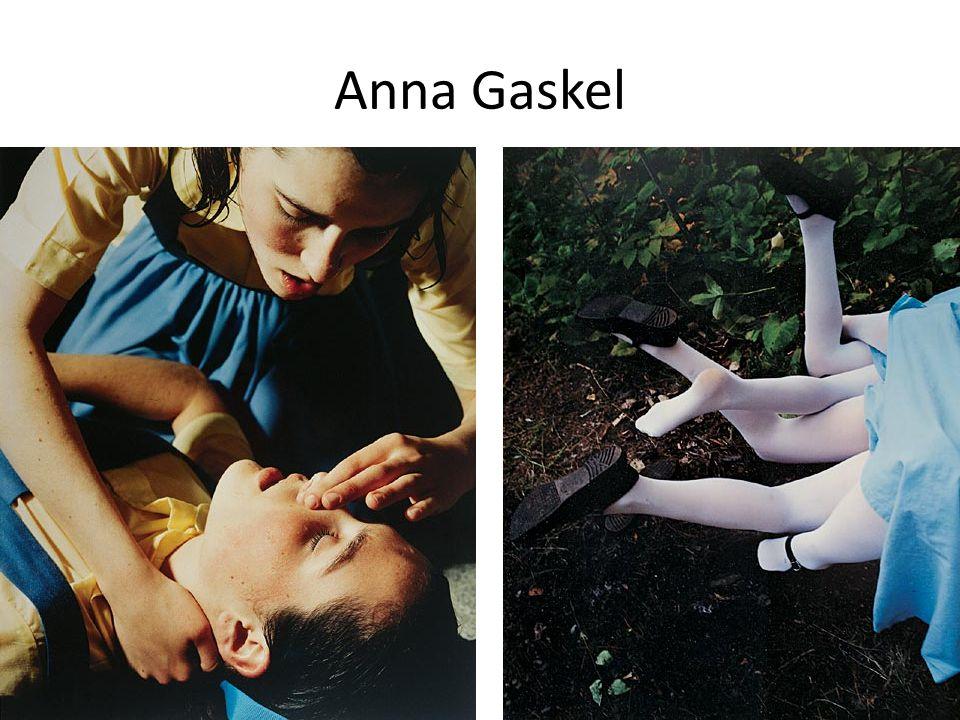 Anna Gaskel Anna Gaskel