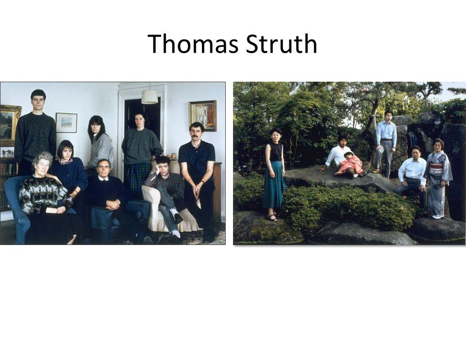 Thomas Struth Thomas Struth: