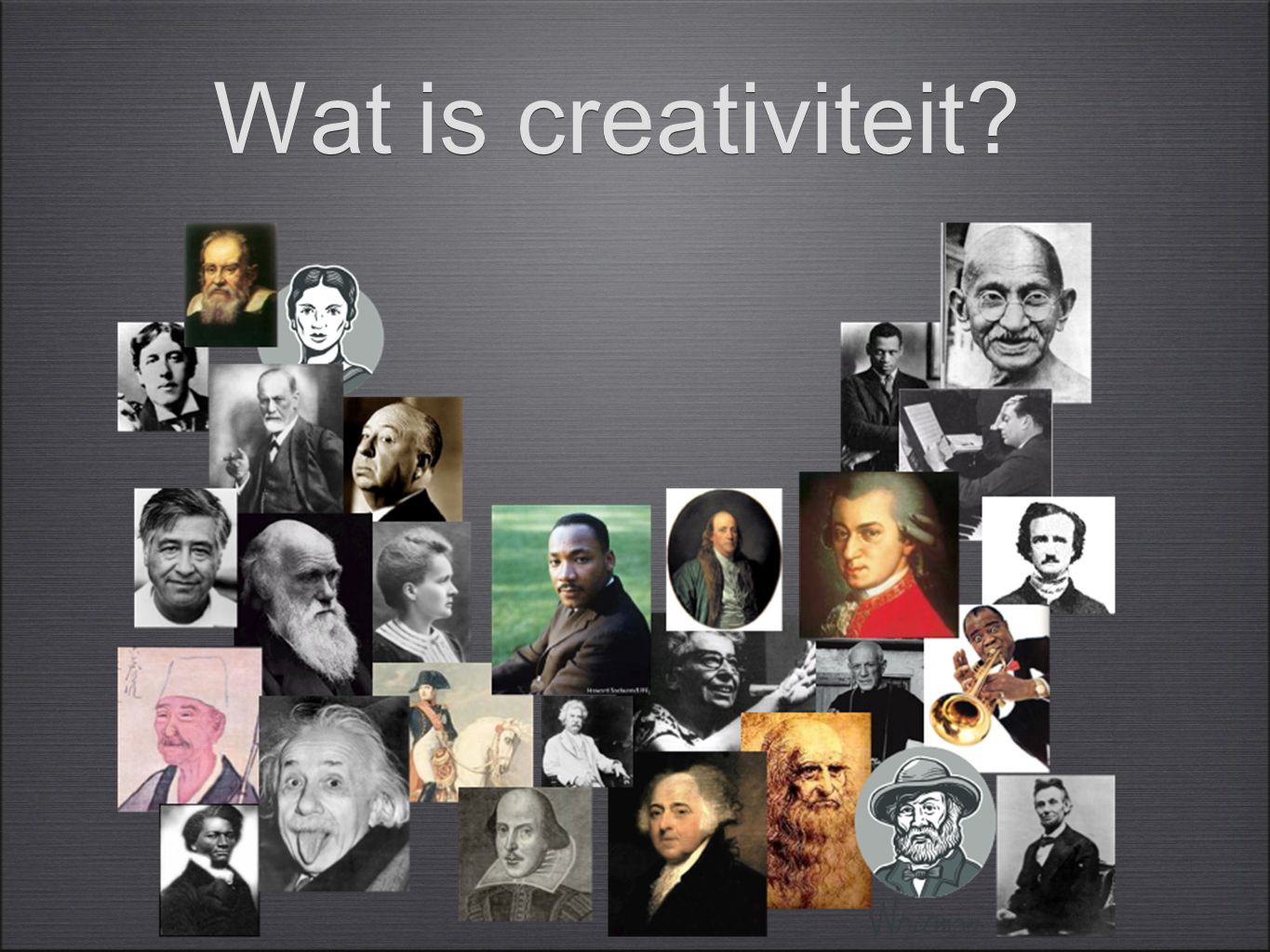 Wat is creativiteit