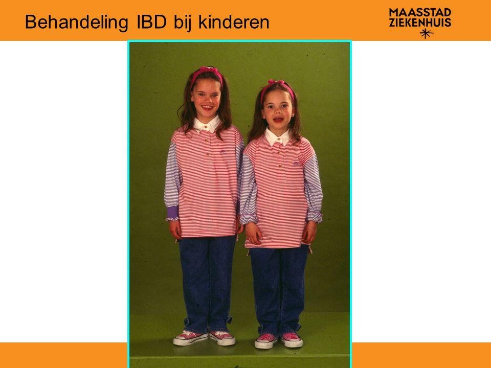 Behandeling IBD bij kinderen