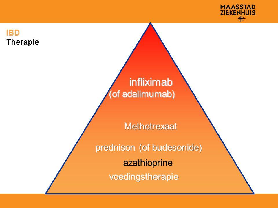 infliximab (of adalimumab)