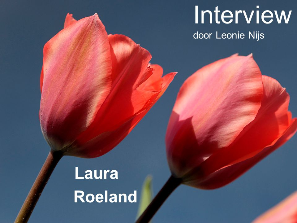 Interview door Leonie Nijs