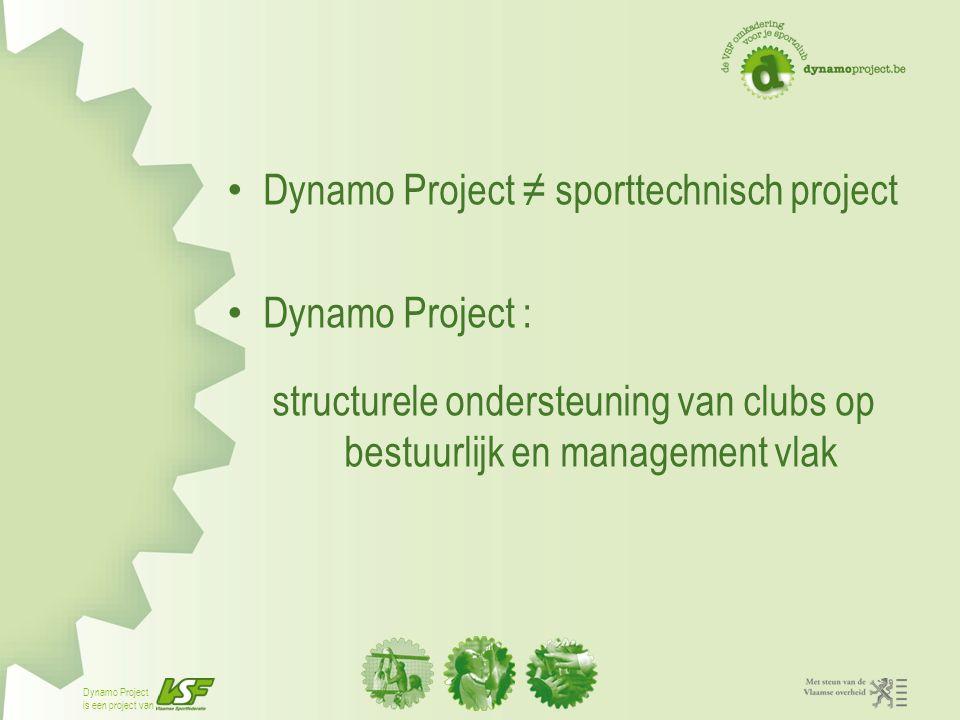 structurele ondersteuning van clubs op bestuurlijk en management vlak