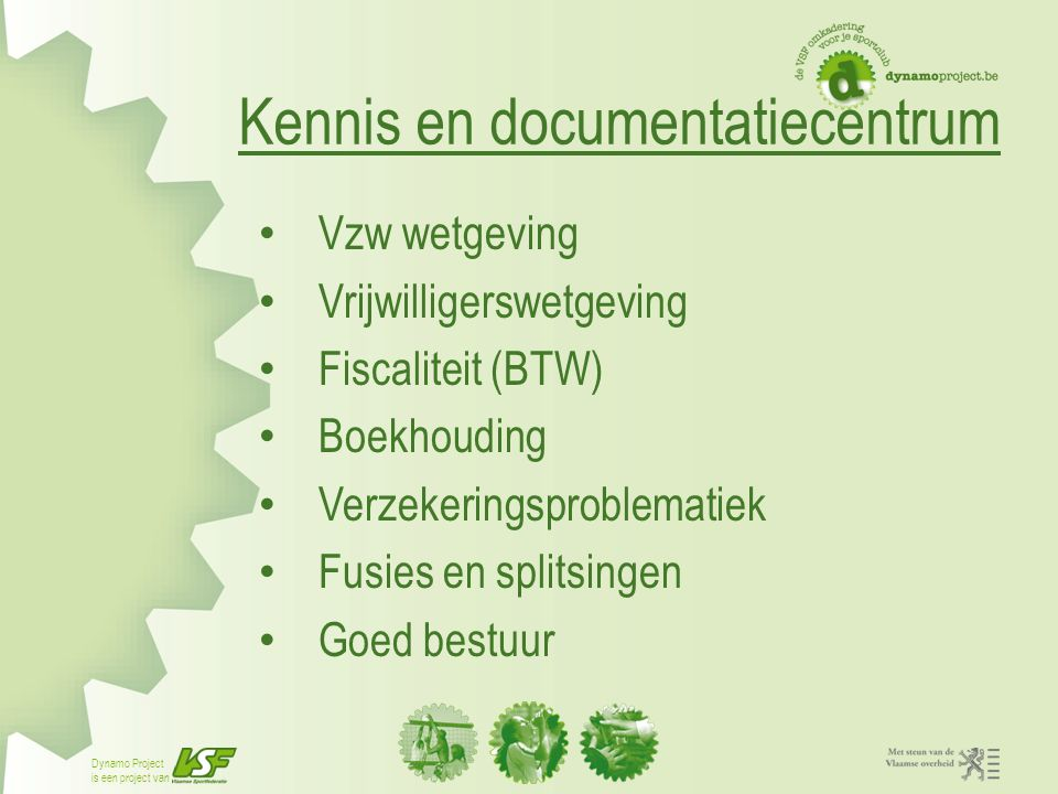 Kennis en documentatiecentrum