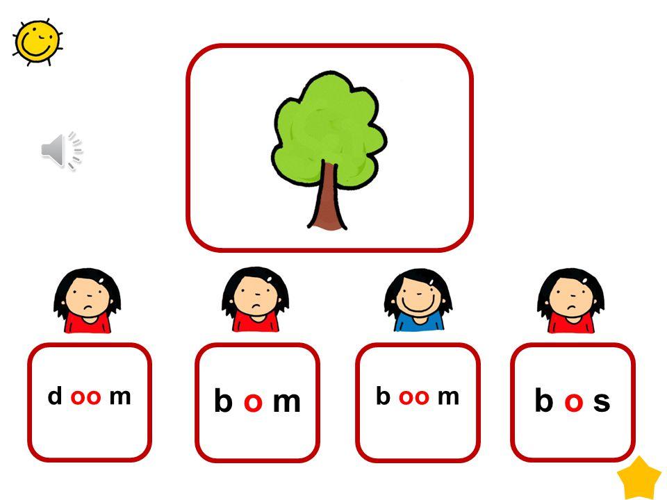 d oo m b o m b oo m b o s