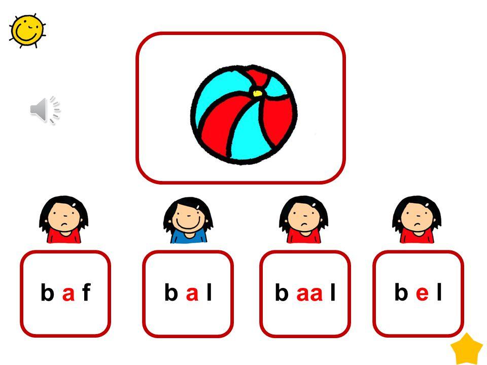 b a f b a l b aa l b e l