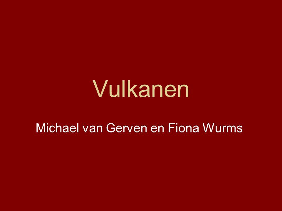 Michael van Gerven en Fiona Wurms