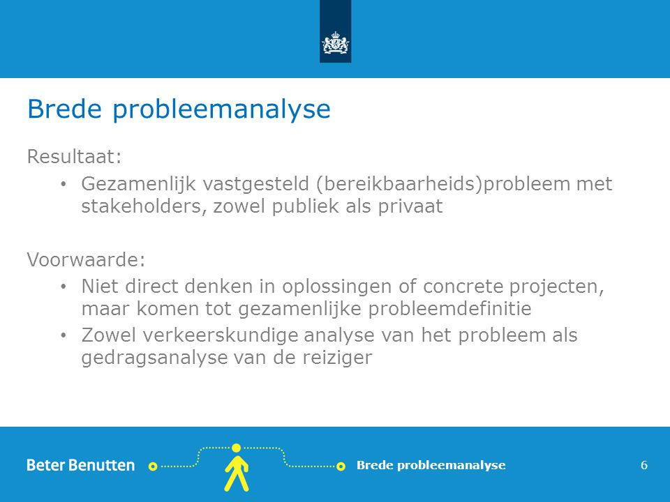Brede probleemanalyse