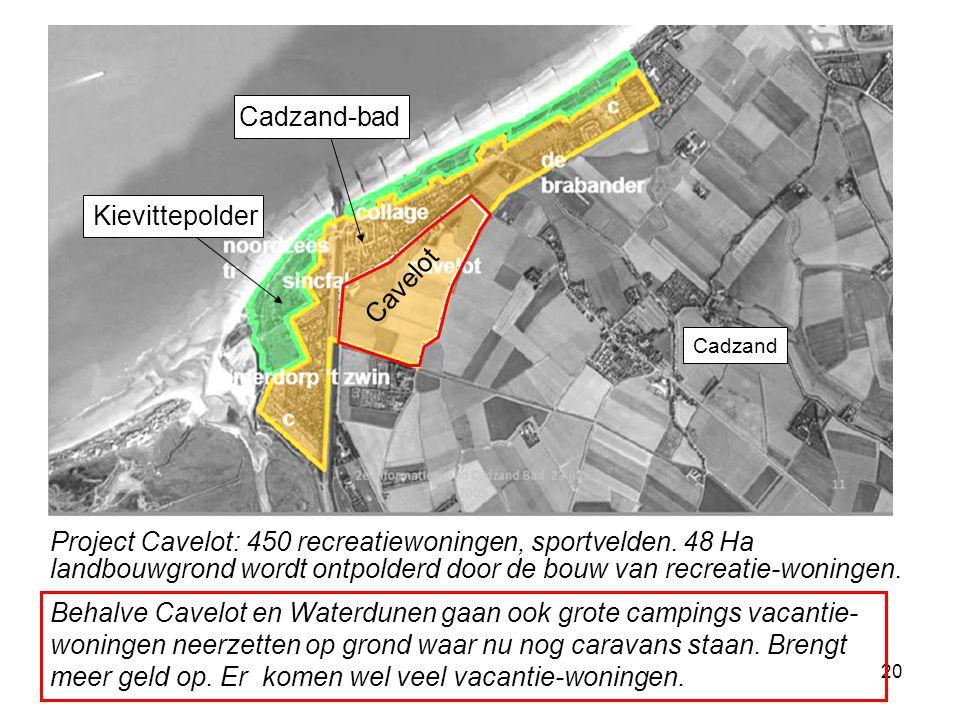 Cadzand-bad Kievittepolder Cavelot
