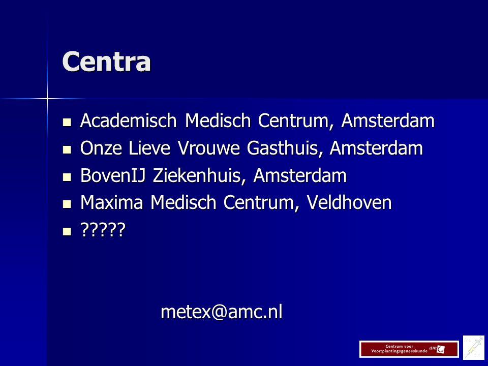 Centra Academisch Medisch Centrum, Amsterdam
