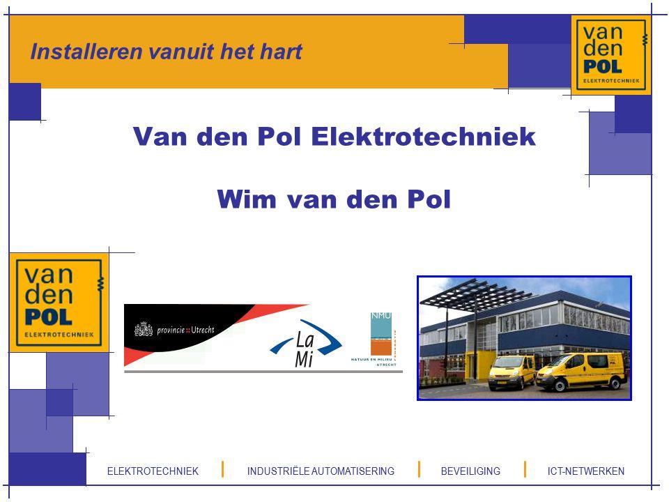 Van den Pol Elektrotechniek Wim van den Pol