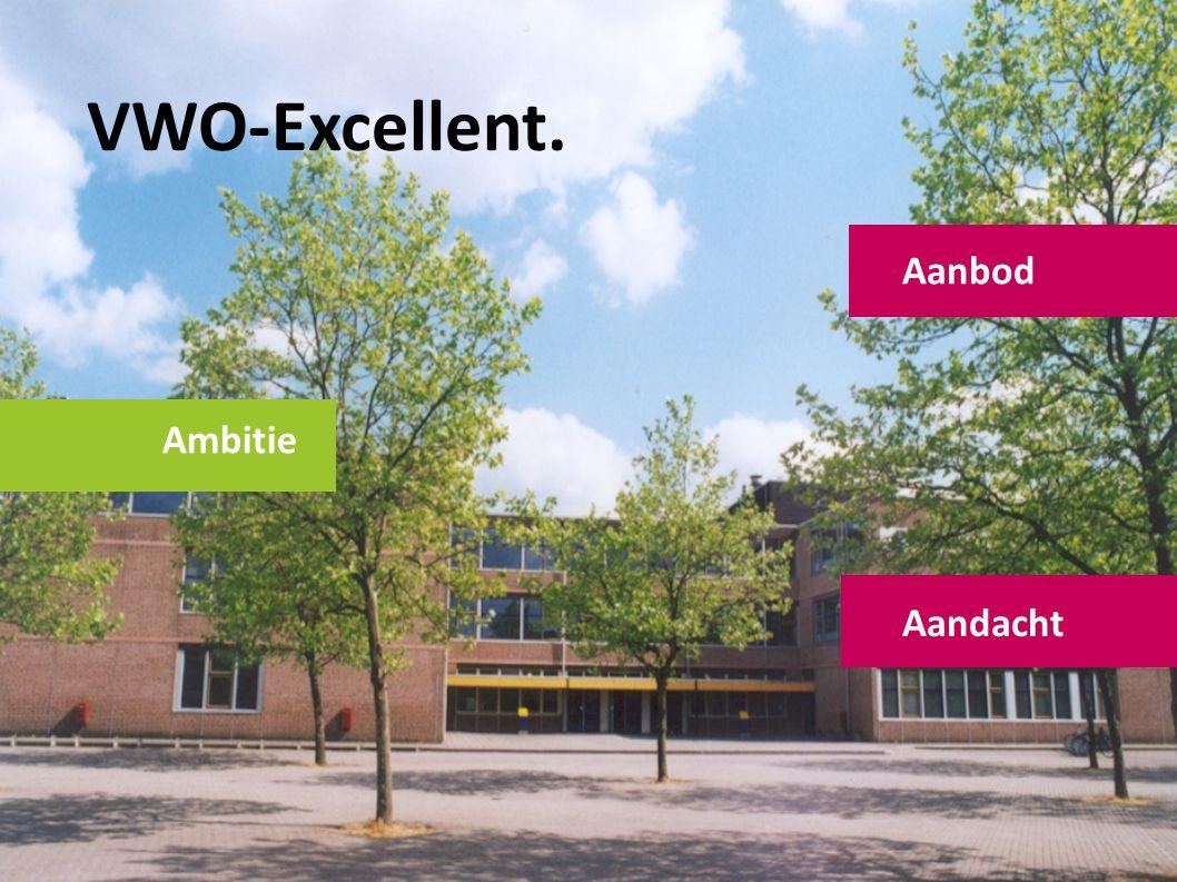 OBC Bemmel VWO-Excellent. Aanbod Ambitie Aandacht