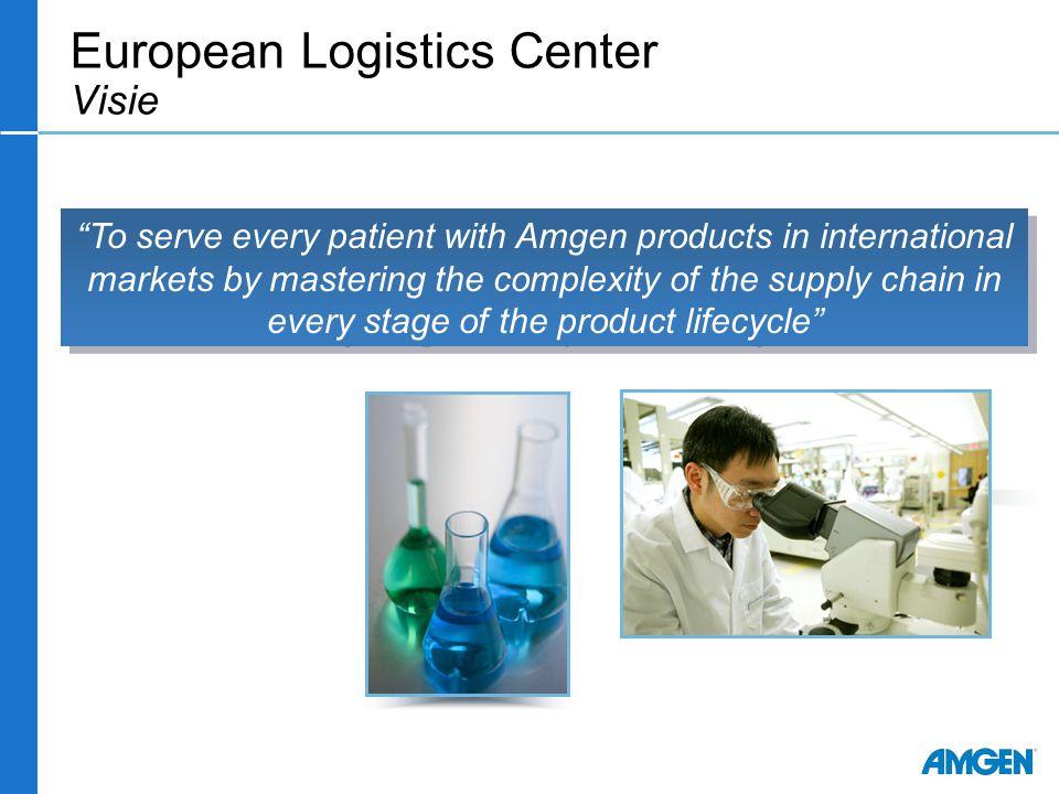 European Logistics Center Visie